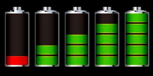 заряд аккумулятора