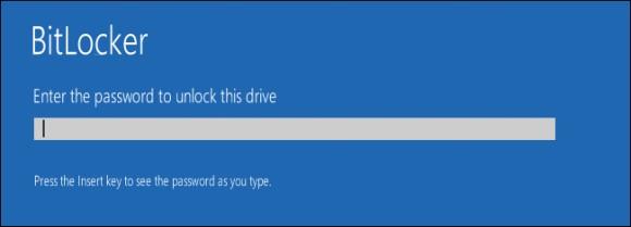 восстановление данных в bitlocker в windows 10