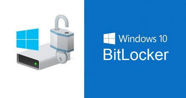 bitlocker шифруем диск на Windows 10