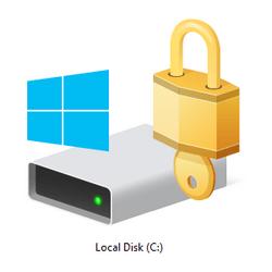bitlocker на Windows 10
