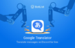 Команды и как пользоваться ботом-переводчиком сообщений в Discord, установка
