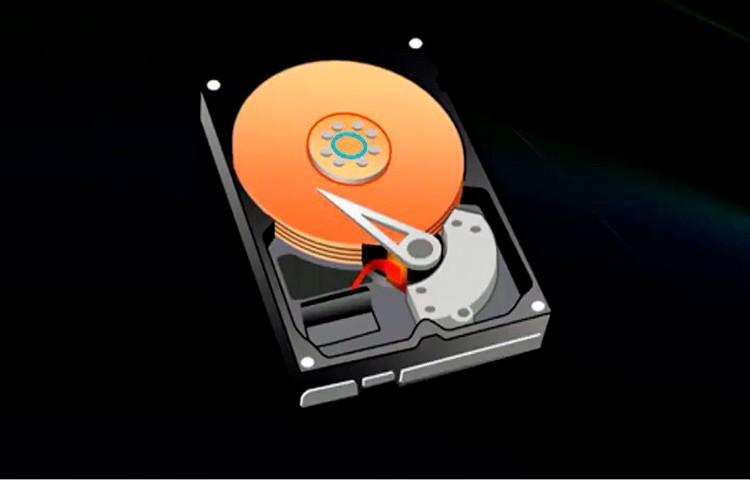 Как разделить диск C без потери данных