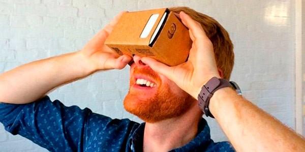 Готовое изделие для просмотра VR на iPhone