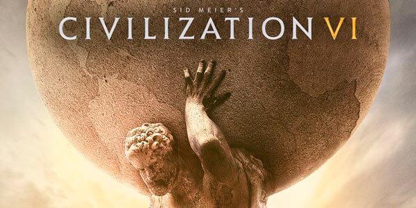 Цивилизация 6 постер