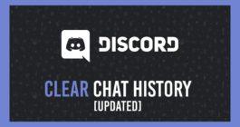 Команда Clear Both и боты, которые удаляют сообщения в мессенджере Discord