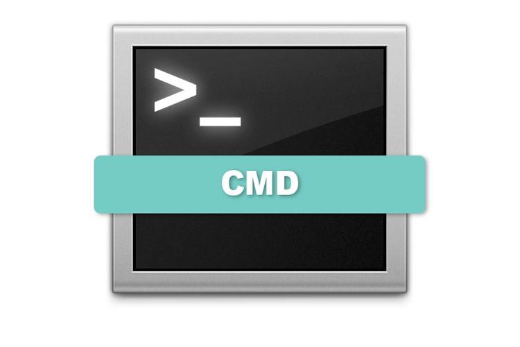 запуск утилиты CMD