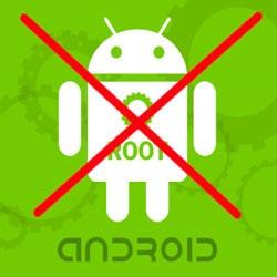 Как удалить рут права с Андроида полностью