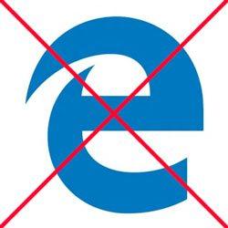 Способы удаления Microsoft Edge в Виндовс 10