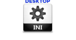 Desktop.ini – что это за файл, как убрать с рабочего стола?
