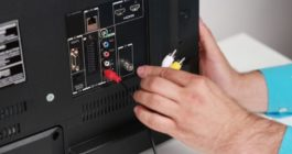 Для чего нужно гнездо LAN в современных телевизорах и как подключиться к интернету или DLNA