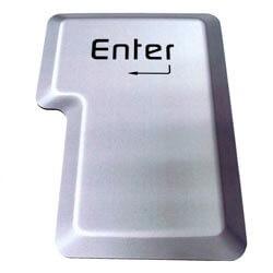 Ентер кнопка