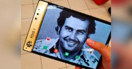Представлен гибкий смартфон от Эскобара — новинка дешевле аналогов Samsung и Huawei почти в 6 раз