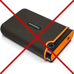Компьютер через USB не видит внешний жесткий диск — что делать?