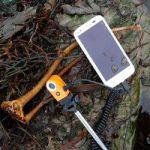 Новость о подключаемой камере для смартфона