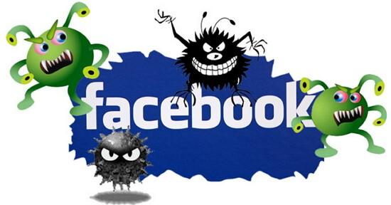 Троян Bplug.1074 поражает Фэйсбук
