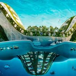 В Нидерландах построят плавающую ферму