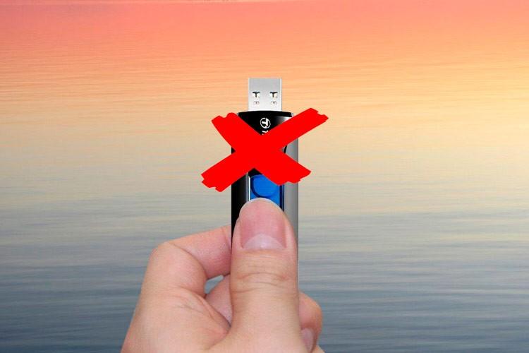 Как отформатировать USB если ошибка форматирования
