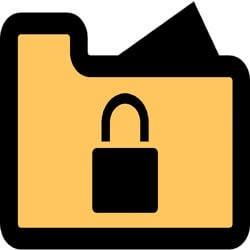 Утилита Folder Lock для блокировки содержимого папок