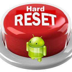 Что такое Hard Reset на Android и с чем его едят?