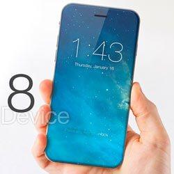 iPhone 8 будет полностью из стекла