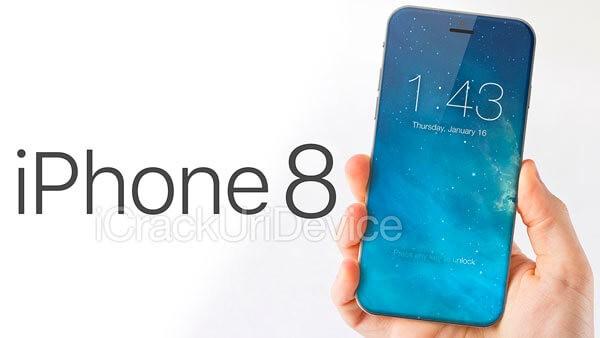 Инсайдерский снимок восьмого айфона
