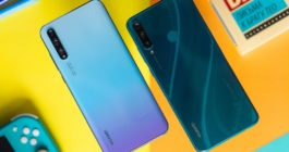 ТОП 16 смартфонов Huawei с хорошей батареей и камерой