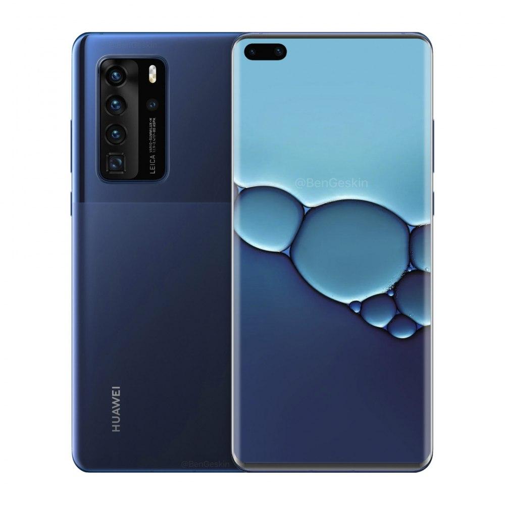 Huawei P40 Pro и Huawei P40 Pro Plus