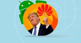 Вот, что ждёт владельцев смартфонов Huawei в России из-за американских санкций