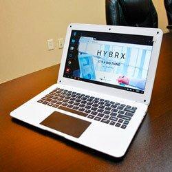 Ноутбук Hybrx от Azpen: самый дешевый в мире!