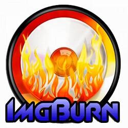Программа Img burn для записи информации на диск