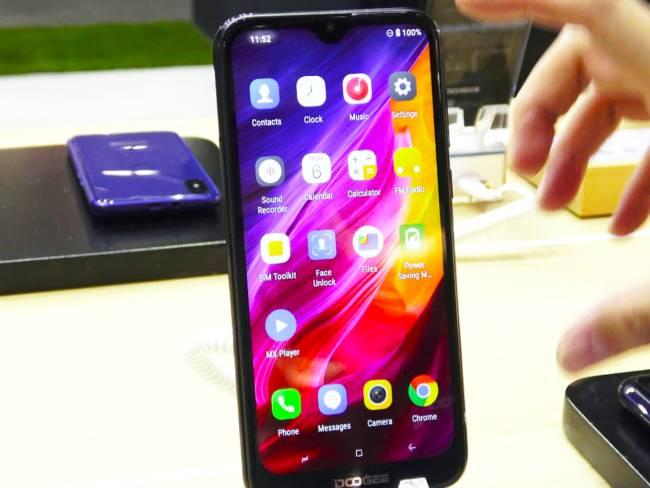 Doogee в очередной раз доказывает, что новый смартфон за 3650 рублей - это реально!