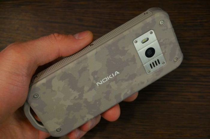 Nokia представила обновлённую версию своего самого крепкого телефона