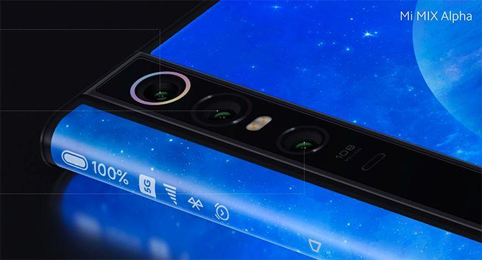 Xiaomi представила смартфон с самой лучшей камерой и экраном, покрывающим почти 200% корпуса