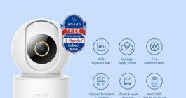 Что умеет HD камера IMILAB C21 2,5 K и ее характеристики, плюсы и минусы