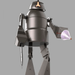 Проект неубиваемого робота