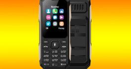 Новый отечественный ударопрочный кнопочный телефон за 1190 рублей — лучший выбор для звонков