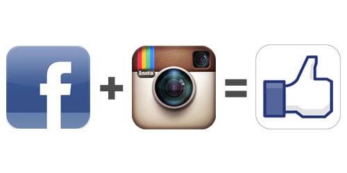 Инстаграм плюс Фэйсбук = успех
