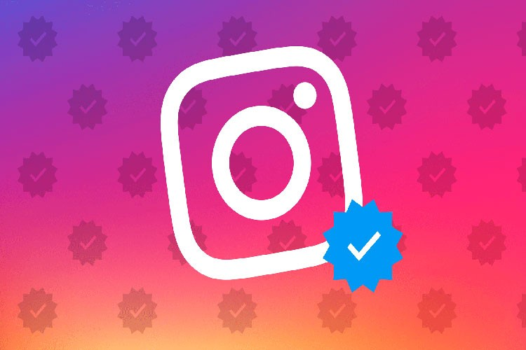Официальная галочка Инстаграм