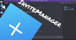 Описание и команды Invite Manager bot для среды Discord, как установить