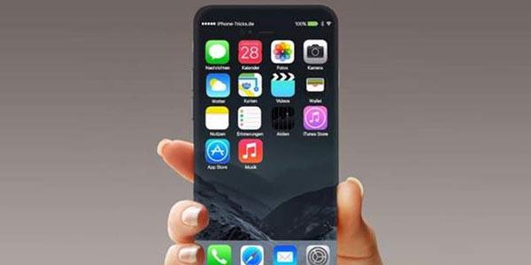 Очередной концепт Айфон 8