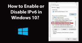 Как исправить IPv4 без доступа к интернету и вернуть подключение в Windows 10