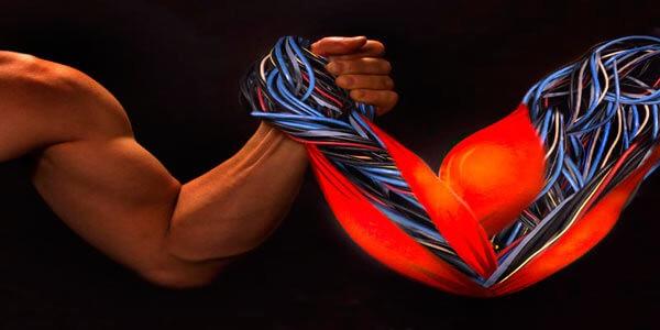 Армрестлинг мышцы