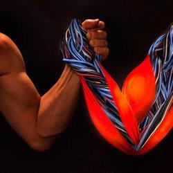 Ученые научились создавать мышечную ткань