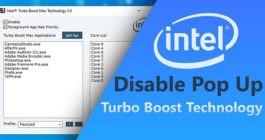 Как в ОС Windows 10 можно отключить Turbo Boost – 2 пошаговых способа