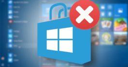 Как полностью удалить или отключить магазин в Windows 10