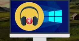 Как включить и настроить переднюю панель для наушников на ОС Windows 10