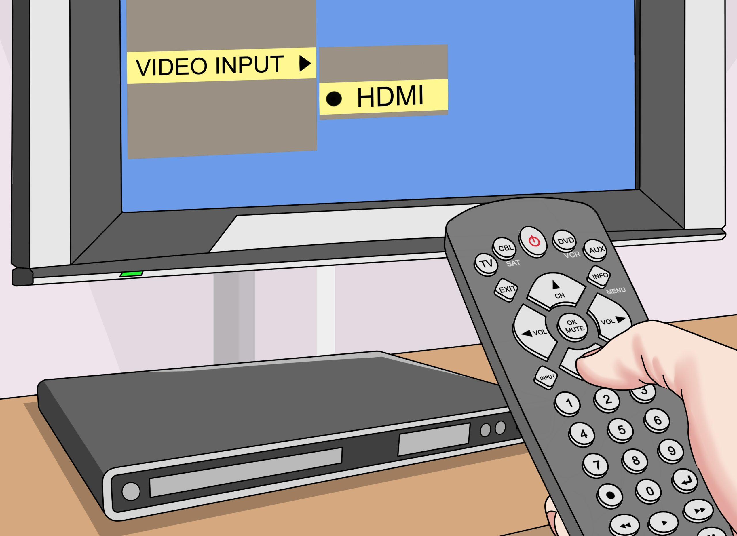 Почему компьютер не видит телевизор через кабель HDMI в Windows 10 и что делать
