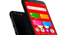 Отечественная компания представила смартфон за 4990 рублей с набором дополнительных возможностей