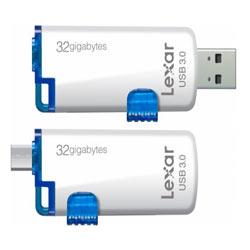 Lexar выпустила USB-накопитель нового поколения