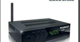 Как подключить приставку Lumax dv4205hd и ТВ и настроить каналы для IPTV